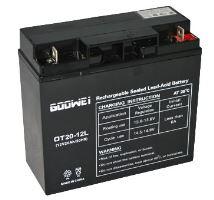 Trakční (gelová) baterie Goowei OTL20-12, 20Ah, 12V ( VRLA )