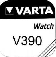 Baterie Varta Watch V 390, 389, LR1130, AG10, LR54,189, hodinková, (Blistr 1ks)