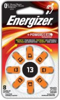 Baterie do naslouchadel Energizer 13 SP-6, (Blistr 8ks)