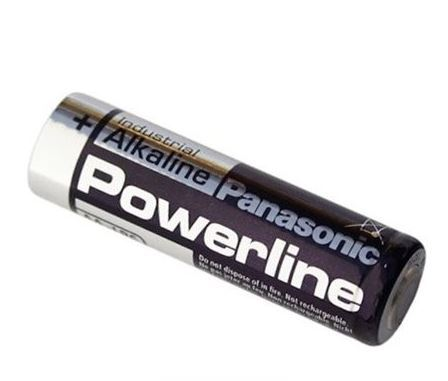 Baterie Panasonic Powerline Industrial Alkaline, LR6, AA, 1ks