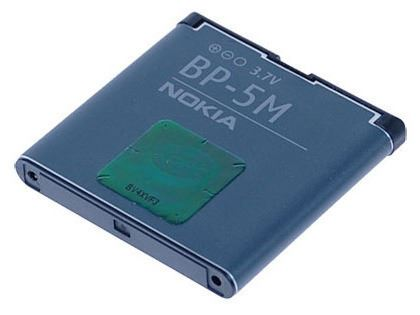 Baterie Nokia BP-5M, 900mAh, Li-ion, originál (bulk)