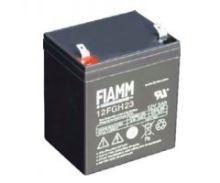 Olověný akumulátor Fiamm 12 FGH 23, 5Ah, 12V, (faston 250)