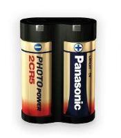 Baterie Panasonic 2CR5, Lithium, 6V, (Blistr 1ks)