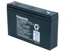 Akumulátor (baterie) PANASONIC LC-R067R2P, 7,2Ah, 6V