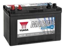 Trakční baterie GS-YUASA Marine 90Ah, 12V, 720A, lodní baterie