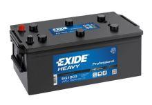 Autobaterie EXIDE Profesional, 12V, 180Ah, 1000A, EG1803