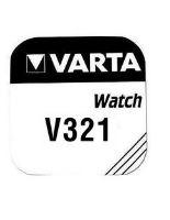 Baterie Varta Watch V 321, SR616SW, hodinková, (Blistr 1ks)