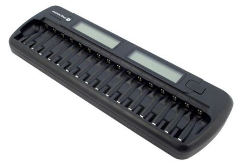 EverActive NC-1600 nabíječka pro 16ks AA/AAA baterií, Ni-CD, Ni-Mh