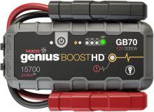 Startovací Booster NOCO GB70, 12V, 500A, Lithium
