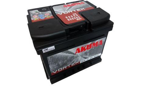 Autobaterie Akuma Vortek  12V, 46Ah, 450A, 7905527