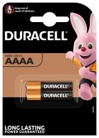 Baterie Duracell Alkaline MX2500, AAAA, 1,5V (Blistr 2ks)