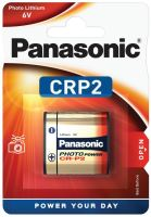 Baterie Panasonic CR-P2P, Lithium, 6V, (Blistr 1ks)