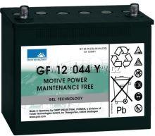 Trakční gelová baterie Sonnenschein GF 12 044 Y, 12V, 50Ah