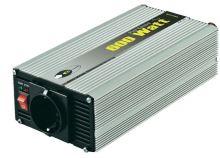 Sinusový měnič napětí DC/AC e-ast CLS 600-12, 12V/230V, 600W