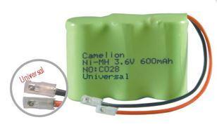 Baterie Camelion Gigaset 3x2/3AA, 3,6V, 600mAh, NiMh, bezdrátové telefony, (Blistr 1ks)