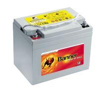 Gelová baterie GiVC 12-33, 12V, 34,2Ah (100hod) - solární akumulátor