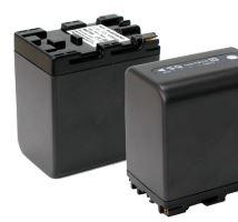 Baterie Sony NP-QM91D, 7,2V (7,4V) - 4500mAh