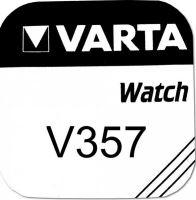 Baterie Varta Watch V 357, SR44SW, hodinková, (Blistr 1ks)