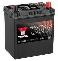 Autobaterie Yuasa YBX3000, 36Ah, 12V, 330A (YBX3054)