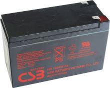 Akumulátor (baterie) CSB HR1234W F2, 12V, 9Ah