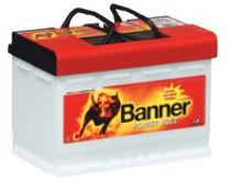 Autobaterie Banner POWER BULL PROfessional P50 40, 50Ah, 12V, 420A (P5040)