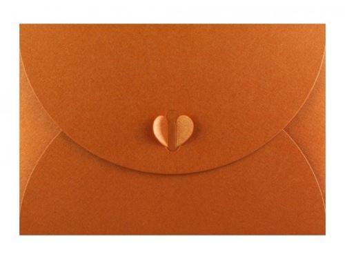 Luxusní obálka měděná motýlek k naučnému Pexesu Top Battery, Limitovaná edice