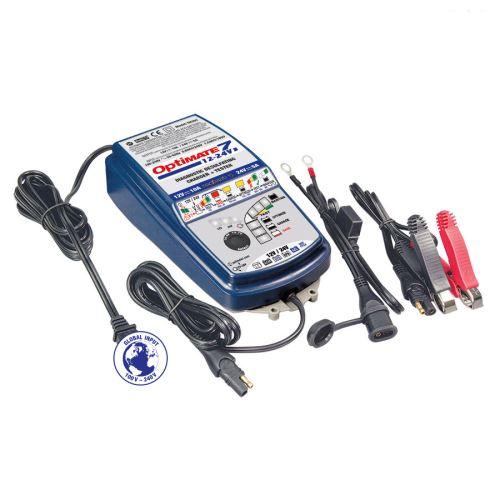 Nabíječka OptiMate 7, 12V-10A/24V-5A, TM260 (automatická nabíječka)