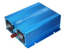 Měnič napětí z 12V na 230V, 2000W sinus, LCD displej