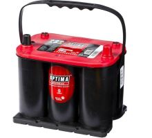 Autobaterie Optima Red Top R-3.7, 44Ah, 12V, 730A, (8035-255)