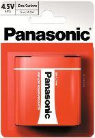 Baterie Panasonic zinco-carbon, 3R12RZ, 4,5V, (Blistr 1ks)