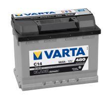 Autobaterie VARTA BLACK Dynamic 56Ah, 12V (C14)