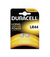 Baterie Duracell Alkaline LR44, AG13, 357, 1,5V (Blistr 2ks)