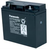 Akumulátor (baterie) PANASONIC LC-XD1217PG, 17Ah, 12V
