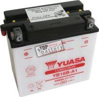 Motobaterie Yuasa YB16B-A1, 12V, 16Ah