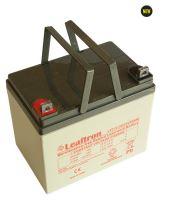 Akumulátor (baterie) Leaftron LTC12-33, 12V -  33Ah, cyklická