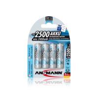 Baterie Ansmann maxE AA Plus Mignon NiMH, 2500mAh, 10778  (blistr 4ks)