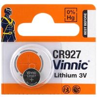 Baterie Vinnic CR927 hodinková, (Blistr 1ks)