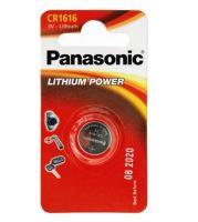 Baterie Panasonic CR1616, Lithium, 3V, (Blistr 1ks)
