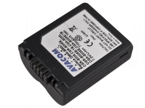 Baterie Panasonic CGA-S006, 7,2V (7,4V) - 710mAh, 5,1Wh