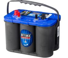 Autobaterie Optima Blue Top SLI-4.2, 50Ah, 12V, 815A (8006-252)