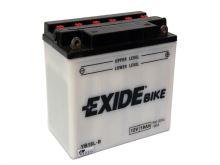 Motobaterie EXIDE BIKE Conventional 19Ah, 12V, 240A, YB16L-B