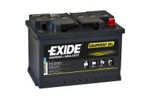 Trakční baterie EXIDE EQUIPMENT GEL, 12V, 56Ah, ES650