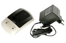 Nabíječka pro Panasonic DMW-BCF10, DMW-BCF10E, CGA-S/106C, DMW-BCK7, DMW-BCK7E, NCA-YN101H