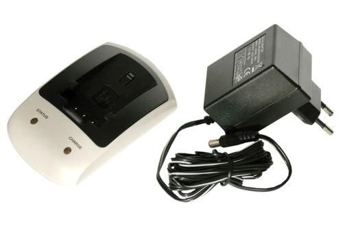 Nabíječka pro JVC BN-V712, BN-V714, BN-V712U, BN-V714U