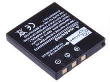 Baterie Panasonic CGA-S004, 3,6V (3,7V), 750mAh, 2,8Wh