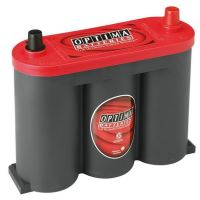 Autobaterie Optima Red Top S-2.1, 50Ah, 6V, 815A, (8010-355)