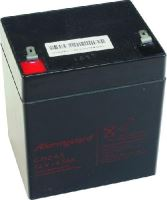 Baterie (akumulátor) ALARMGUARD CJ12-4.5, 12V, 4,5Ah