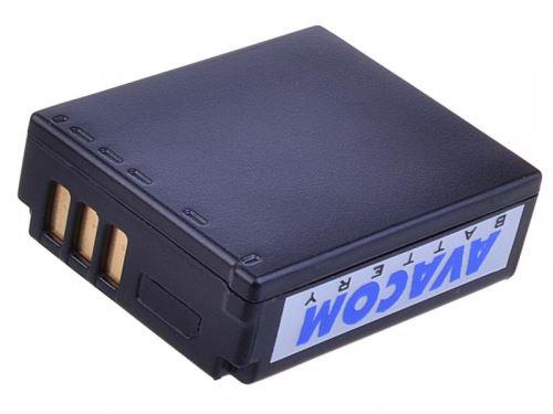 Baterie Panasonic CGA-S007, 3,6V (3,7V), 1000mAh, 3,7Wh