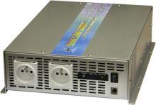 Měnič napětí z 12V DC na 230V AC 2000W sinus