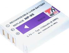 Baterie Fujifilm NP-95, 3,6V (3,7V), 1700mAh, 6,3Wh
